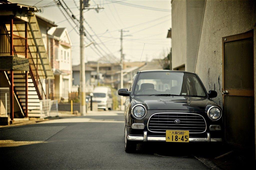 軽自動車の画像